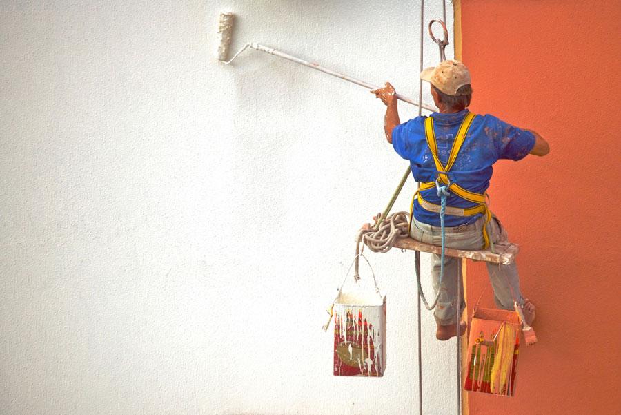 thợ sơn nhà đẹp tại quận 6