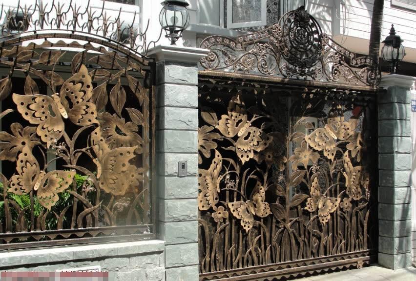 thợ sơn cửa sắt tại quận thủ đức