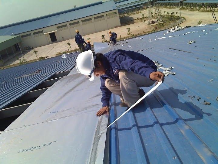 Thợ chống dột mái tôn tại quận 11 CÔNG TY HOÀNG THÁI SƠN chuyên thi công các hạng mục sửa chữa nhà trọn goi (hotline-0983594886-0868691938