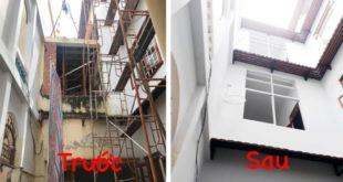 thợ sửa chữa nhà tại quận 10 CÔNG TY XD HOÀNG THÁI SƠN chuyên nhận thi công trang trí thiết kế nội ngoại thất .....(hotline 0983594886-0868691938)